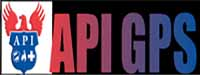 API GPS logo Security Company