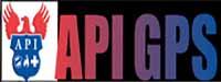 API GPS logo Security Company