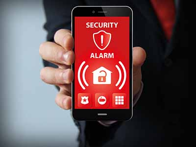 Burglar alarm systems and installation