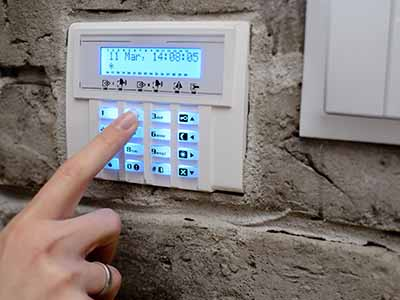 Burglar Alarm systems installation in Columbus, Ohio