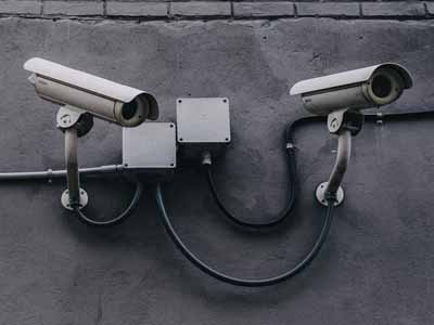 CCTV or Closed Circuit Television